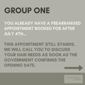 coronavirus safe hair salon, swinfen, lichfield, staffordshire