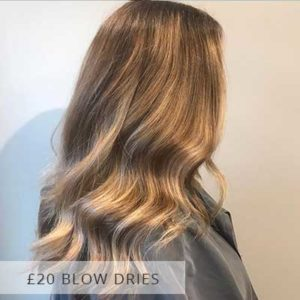 £20 BLOW DRIES Featured 2