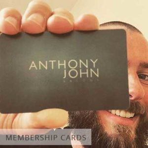 MEMBERSHIP CARDS Featured