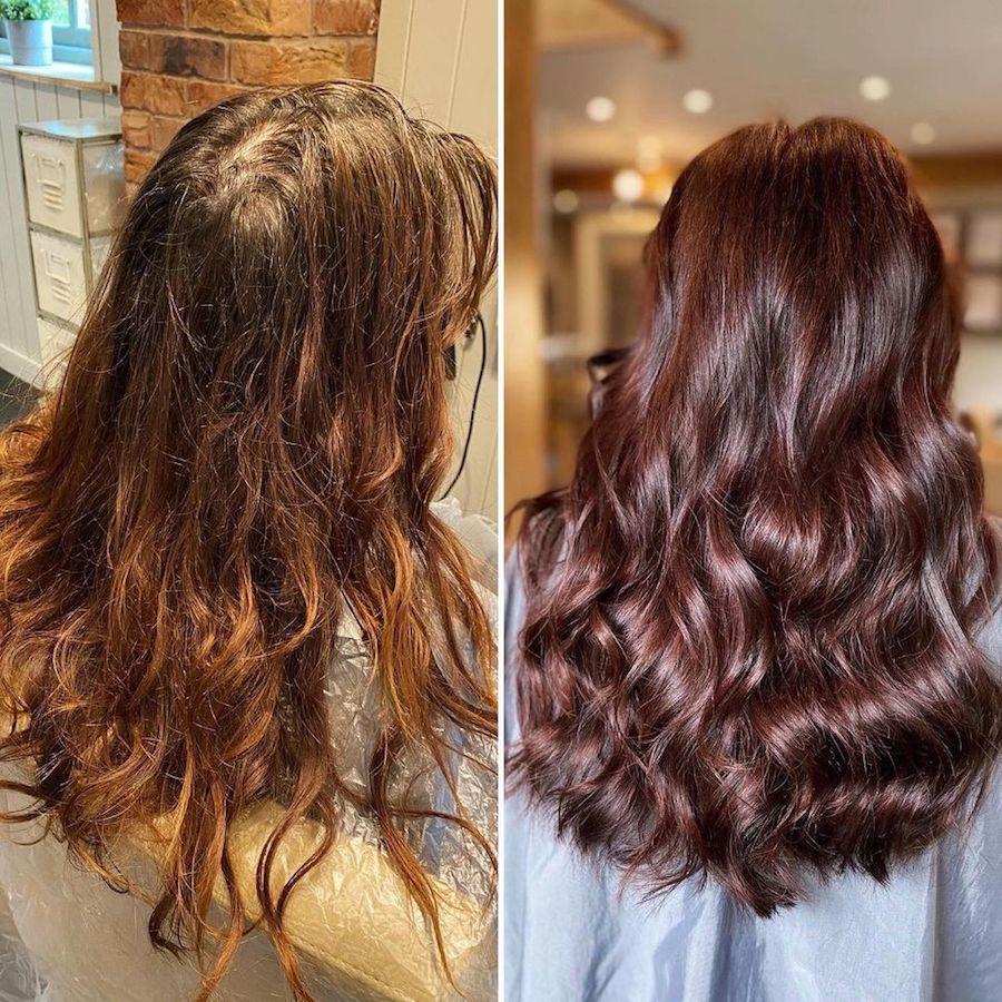 Post-Lockdown Transformations = Hair Goals!